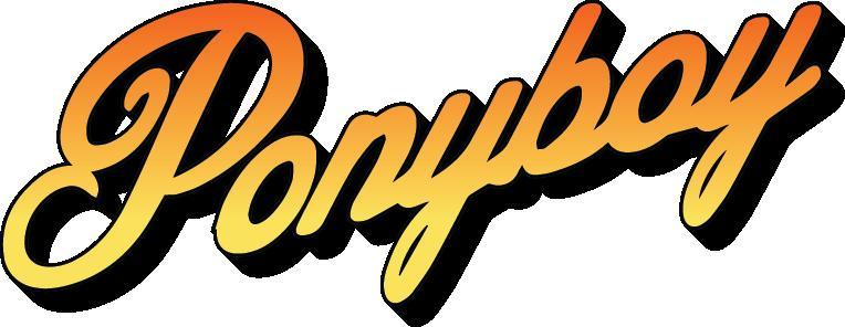Pony Boy Logo