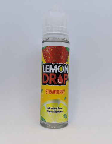 SALT LEMON DROP-Strawberry