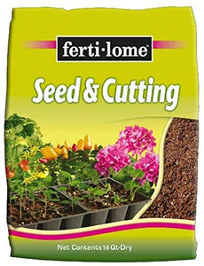 SEED & CUTTING SOIL 8 DRY QT