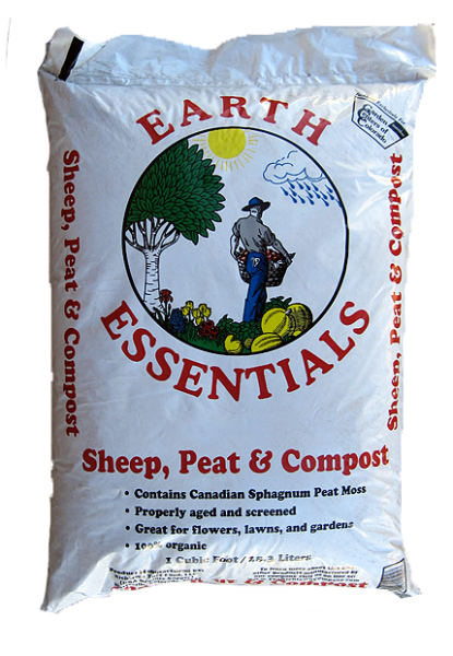 SHEEP PEAT COMPOST 1 CUFT