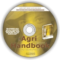 Die Agri Handboek (Afrikaans) - eBook on CD