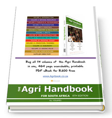 The Agri Handbook 6th Edition (Volume 12 Agronomy)