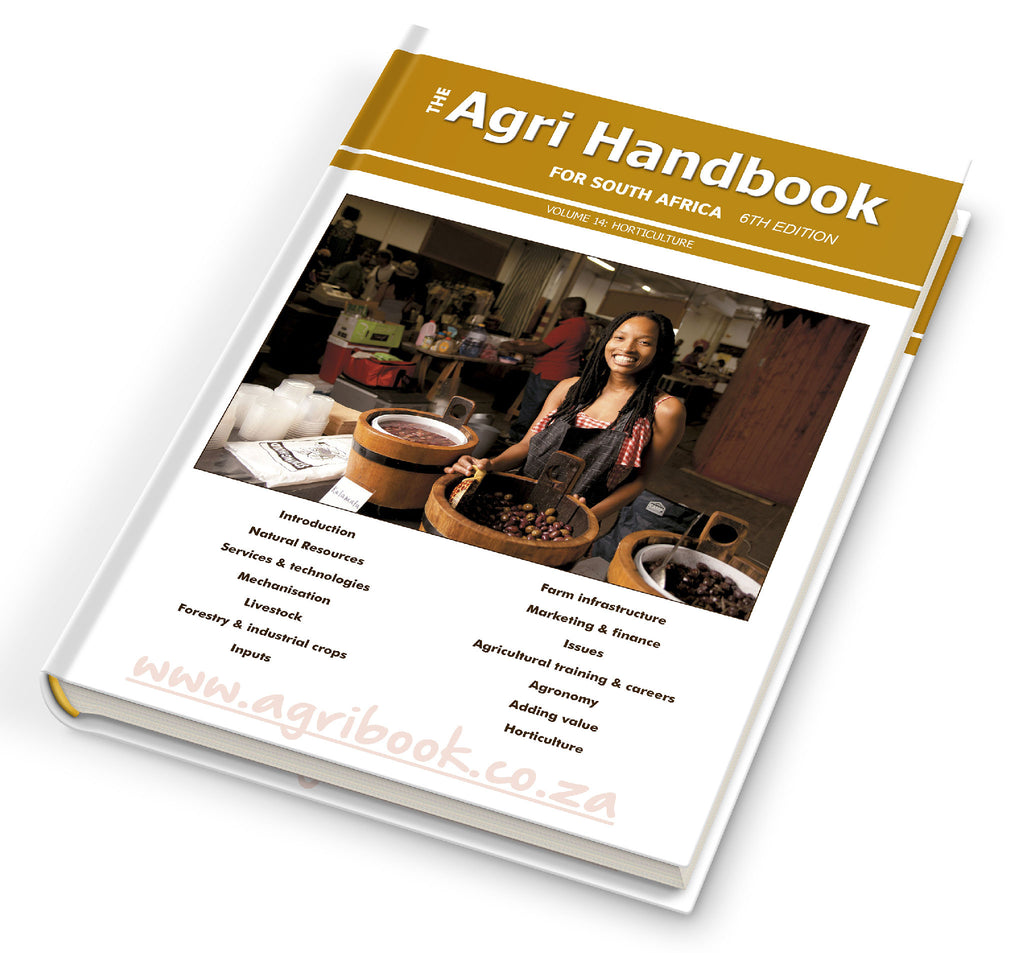 The Agri Handbook 6th Edition (Volume 14 Horticulture)