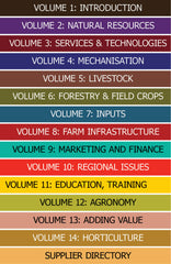 The Agri Handbook 6th Edition (All Volumes)
