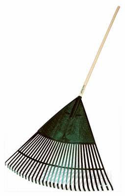 "Green Thumb 30"" Poly Leaf Rake"