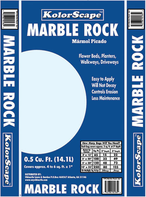 Marble Chips (3 sizes available)