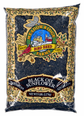 Meadow Ridge Farms Black Oil Sunflower 5lb