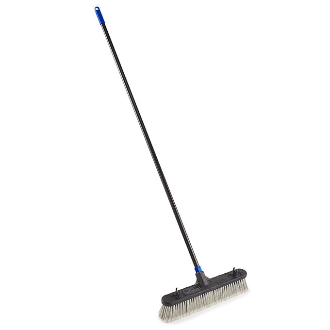 "18"" Quickie Bulldozer Multi-surface Push Broom"
