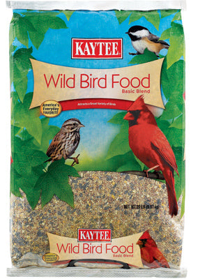Wild Bird Food - Basic Blend
