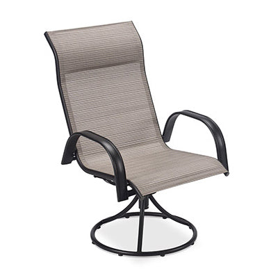 Dining Chair, Everett Sling Swivel
