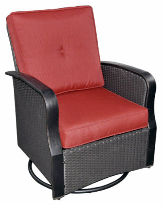Lounge Chair, Siesta Key All Weather Wicker with Cushions