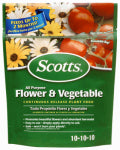 Scotts, Continuous Release All Purpose Flower & Vegetable Food, 3 lb