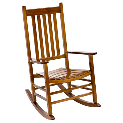 Rocker, Knollwood Mission Style Natural