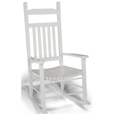 Rocker, Knollwood Mission Style White