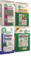 TurfLine Maximum Green Premium 4 Step Lawn Program, 5,000 ft. sq.