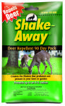 Shake-Away, 90 Day Deer Pack Repellent