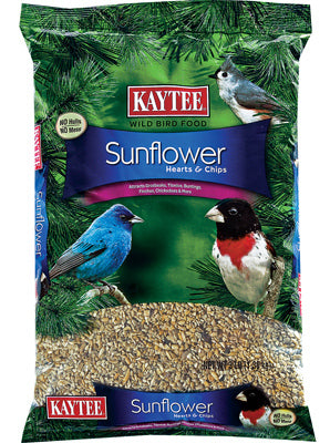 Sunflower Hearts & Chips Bird Seed