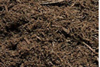 Bulk Mulch-Fine Premium Natural Hardwood Sold per Yard