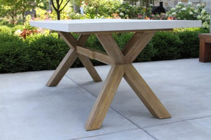 Eucalyptus Wash Dining Table