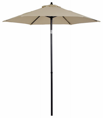 Market Umbrella, Beige