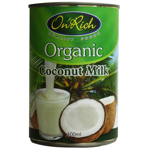 Organic Coconut Milk. 400ml