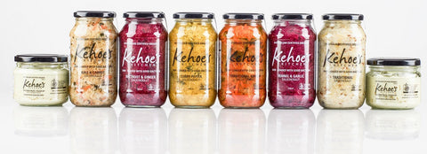 Kehoe's Kitchen Fermented Vegetables (Organic)