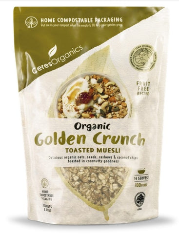 Ceres Organics - Golden Crunch Muesli
