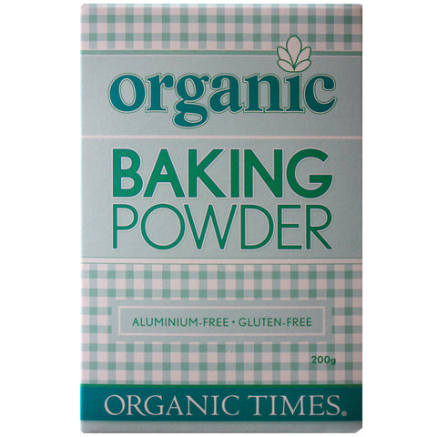 Organic Baking Powder. 200gr