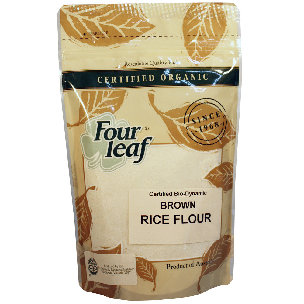 Organic Brown Rice Flour - Green Mumma