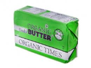 Butter - Unsalted (organic times)