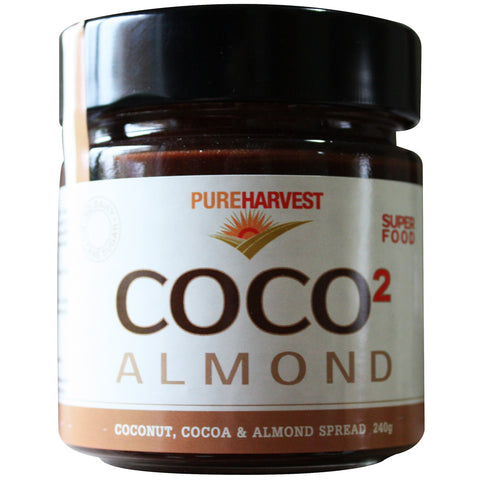 Coconut, Cacao & Almond Spread
