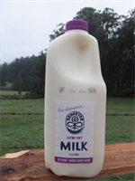 Low Fat Unhomogenised Biodynamic Milk. 2L - Green Mumma