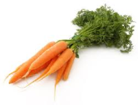 Dutch Carrots (Organic) - Green Mumma