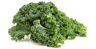 Kale - Green or tuscan (Organic)