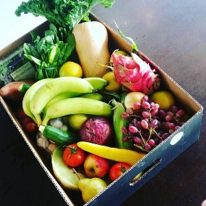 Organic Mystery Box - Choose your size - Green Mumma