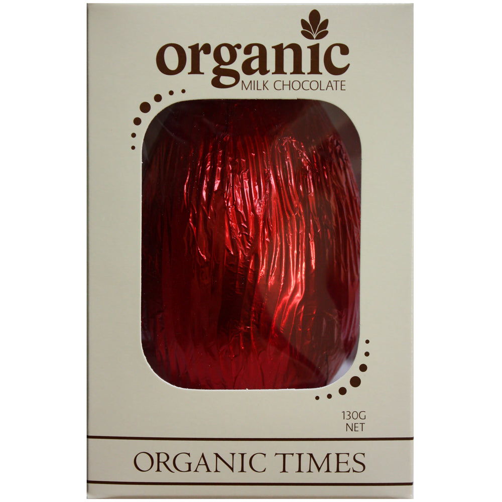 Organic Times Easter Eggs - Green Mumma