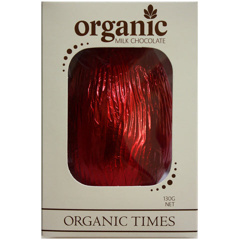 Organic Times Easter Eggs