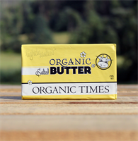 Butter - salted (organic times)