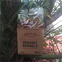 Zeally Bay Granola. 500gr - Green Mumma