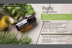 Purify (Cleansing Blend) 15ml - Green Mumma