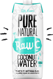 Raw C Coconut Water - Green Mumma
