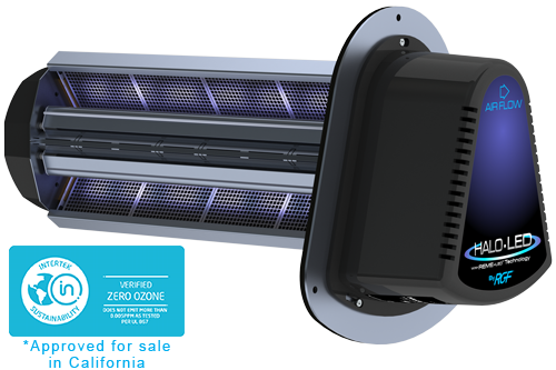 HALO-LED™ Whole Home In-Duct Air Purifier
