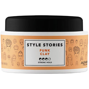 ALFAPARF Milano Style Stories Funk Clay 100ml