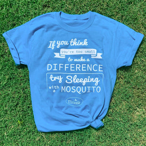 Make a Difference Tee - Mozzie Style