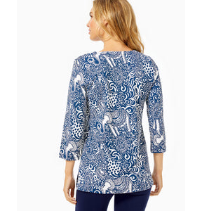 UPF 50+ ChillyLilly™ Karina Tunic Top