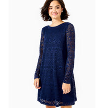 Load image into Gallery viewer, Ophelia Lace Swing Dress