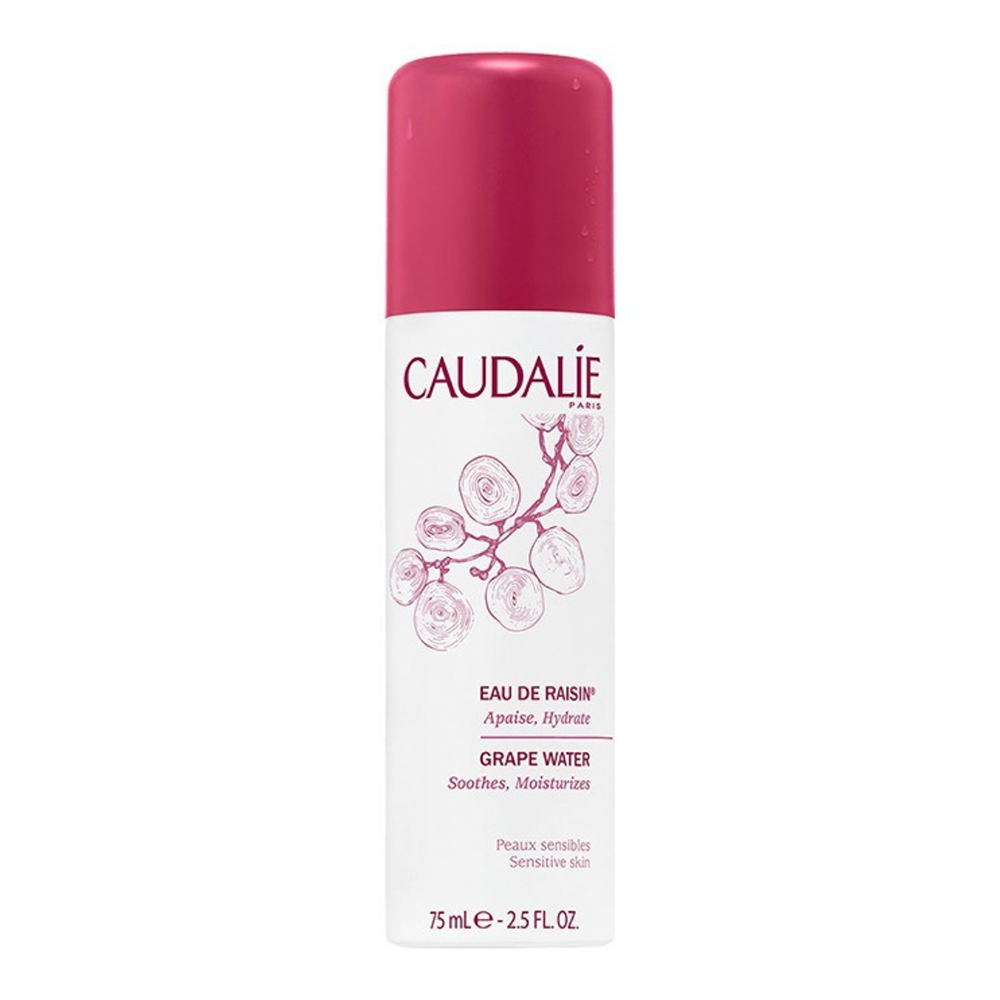 CAUDALIE Limited Edition Travel Size Grape Water 2.5oz