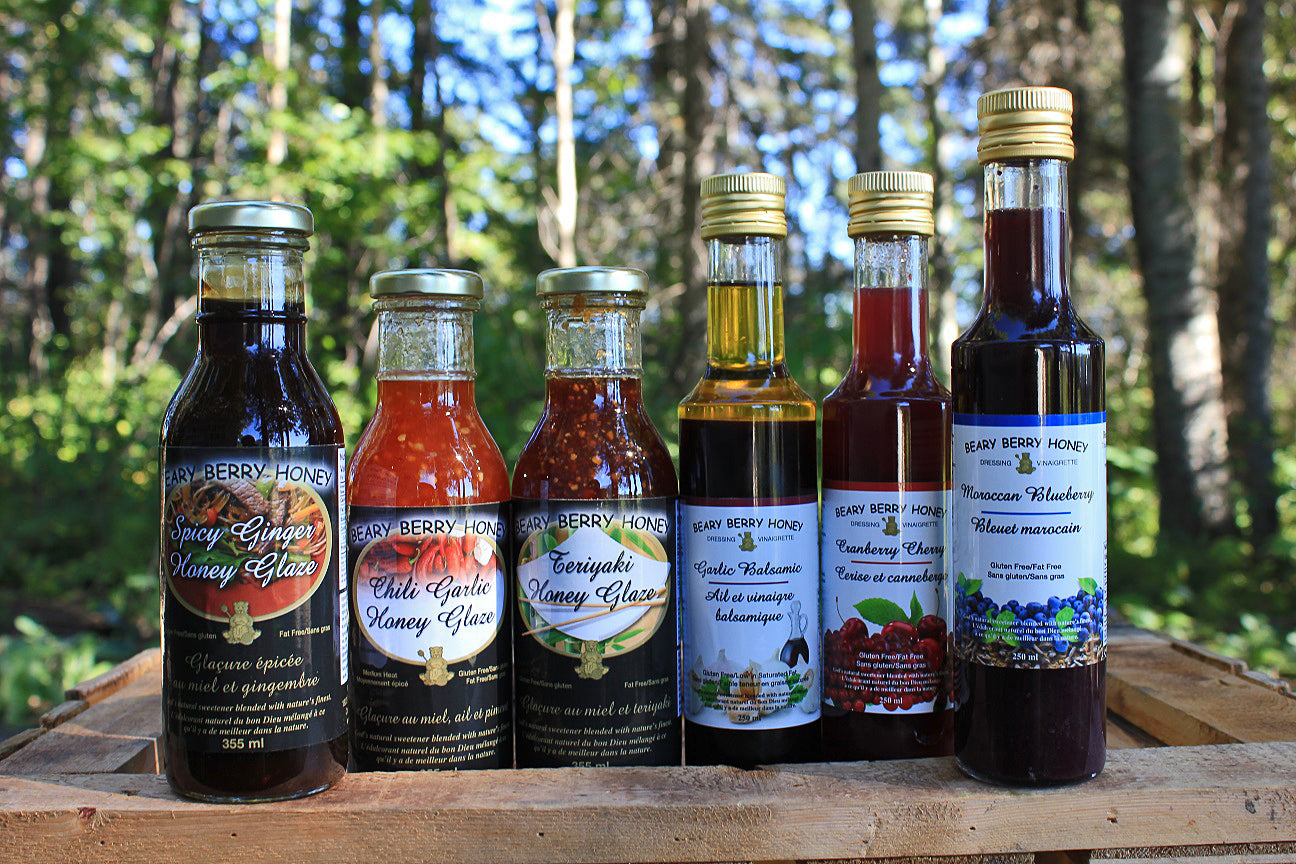 Glazes & Salad Dressings