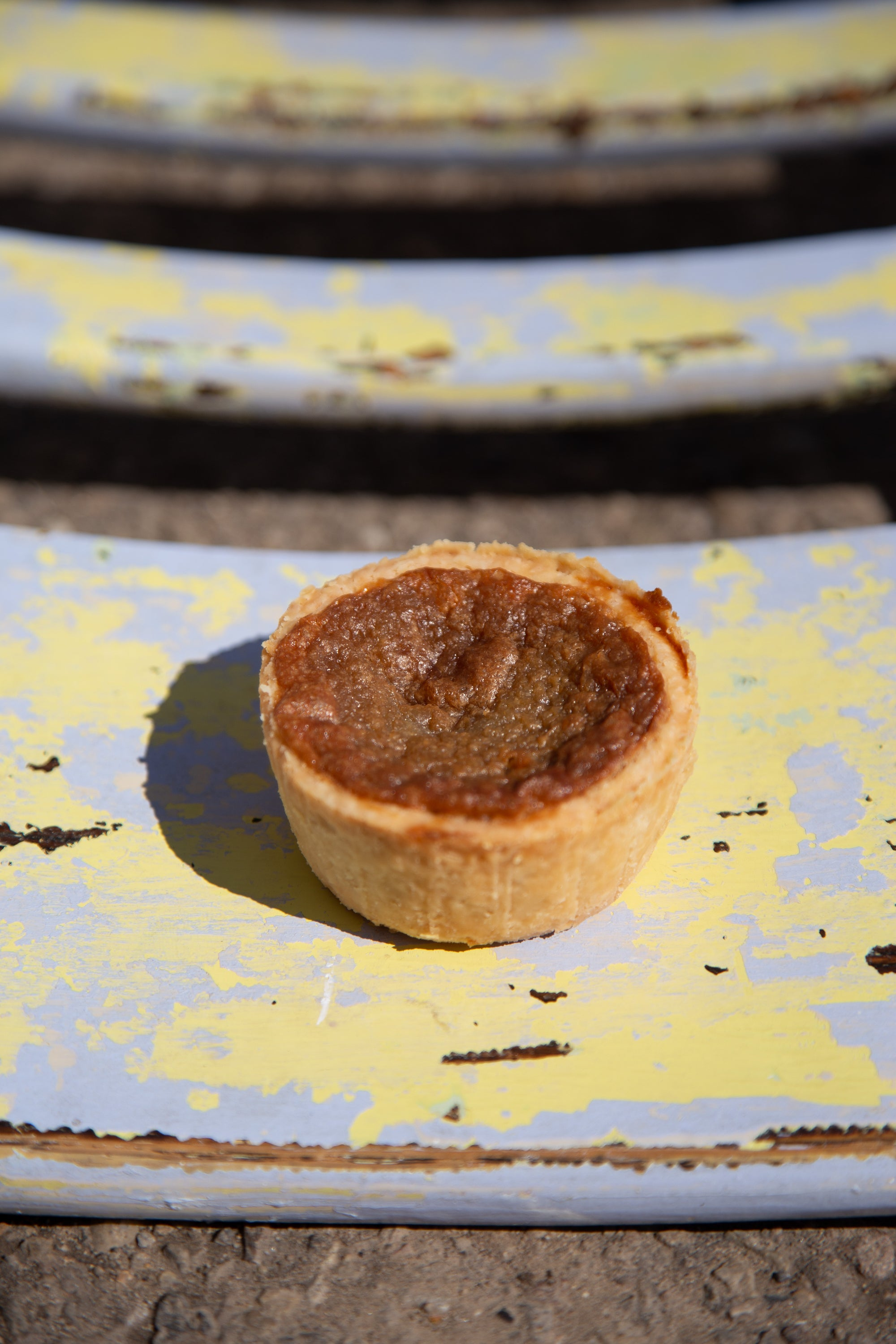 Plain Butter Tarts