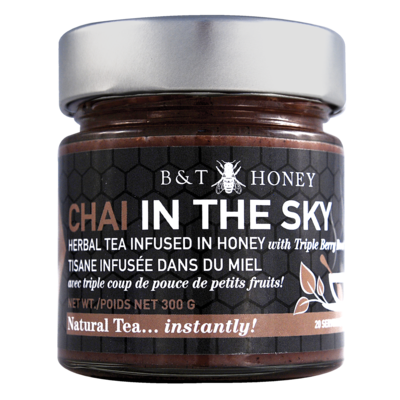 Chai Tea Honey 300g